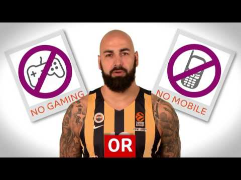 Video Replay: Pick or Roll: Pero Antic, Fenerbahce Istanbul