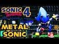 Sonic 4 Episodio Metal | ¡El regreso de Metal Sonic!