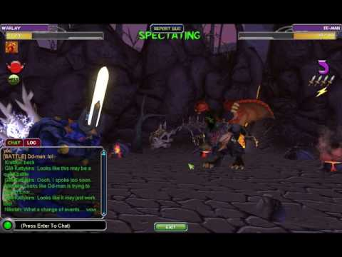 Freaky Creatures online multiplayer PC gaming collectible action figures virtual worlds