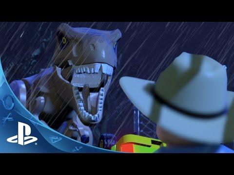 LEGO Jurassic World Playstation 4