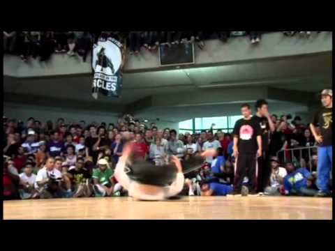 Let's see BBOY Pocket's Powercombos in Slow Mo :)