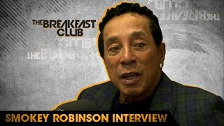 Video Smokey Robinson Discusses Motown, Playing Music During Segregation Days and How He Got His Name MP3, 3GP, MP4, WEBM, AVI, FLV Juli 2018