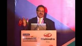 Dr Alok Bharadwaj CreoVate as Chairman CMO Council and World Brand Congress event 2011