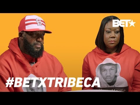 An Exclusive Sit Down With Trayvon Martin's Parents | BETxTRIBECA