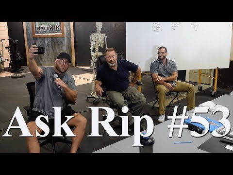 Starting Strength Coach Education Pipeline | Ask Rip #53