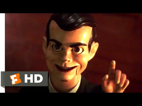 Goosebumps 2: Haunted Halloween (2018) - Slappy on the Stage Scene (2/10) | Movieclips