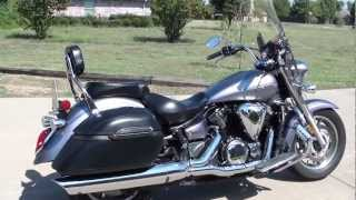 4. 2008 Yamaha V-Star 1300 Tourer