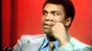 Muhammad Ali - Joe Frazier's The Only Guy That Talked Back