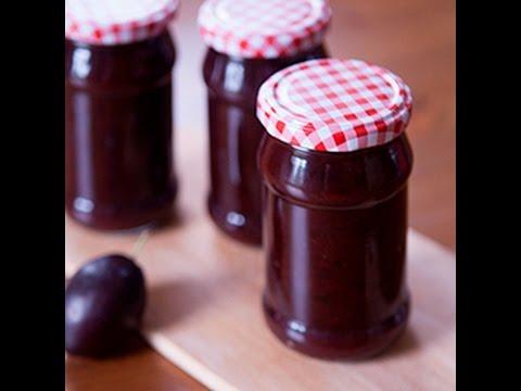 marmellata di prugne - ricetta