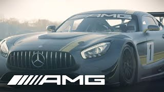 Mercedes-AMG & Cigarette Racing Team: Ignore Gravity Reveal - YouTube