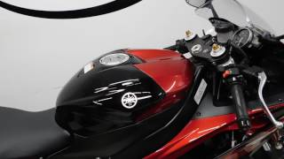 9. 2011 Yamaha YZF-R6 Maroon - used motorcycle for sale - Eden Prairie, MN