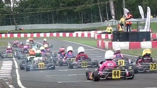 Larkhall United Kingdom  city pictures gallery : Super 1 British Karting Championships 2015: Rd 6 Larkhall, IAME Cadet