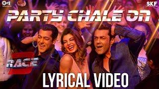 Video Party Chale On Song with Lyrics - Race 3 | Salman Khan | Mika Singh, Iulia Vantur | Vicky-Hardik MP3, 3GP, MP4, WEBM, AVI, FLV Juni 2018