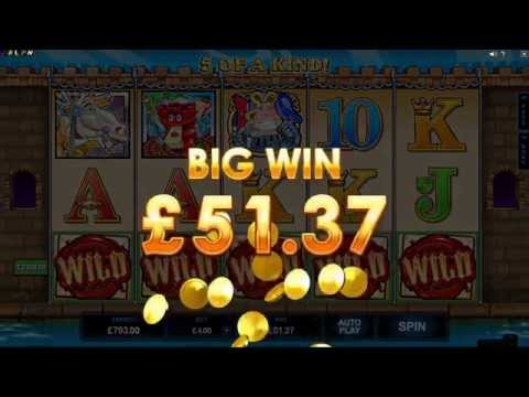 Chain Mail HD Slot - Microgaming Promo Video