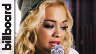 Rita Ora Performs 'R.I.P.' | Acoustic Billboard Live Studio Session