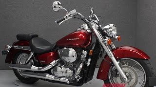 9. 2011  HONDA  VT750 SHADOW 750 AERO  - National Powersports Distributors