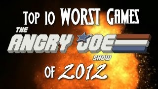 Video Top 10 WORST Games of 2012! MP3, 3GP, MP4, WEBM, AVI, FLV Desember 2018