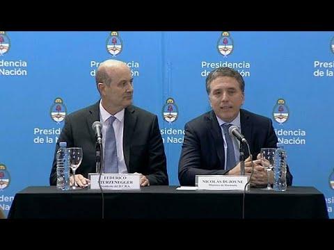 IWF gewährt Argentinien Kredit über 50 Milliarden Dolla ...
