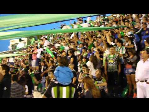 Recibimiento al equipo..Villa Mitre - La Gloriosa - Villa Mitre