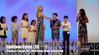 Emiliano Cyrus | EC一平 in Premiere Program 2017_Walt Disney World, Orlando, USA_Dec 2017