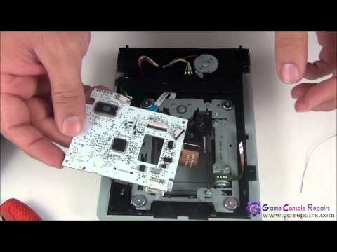 Xbox360 dg-16d5s 1175 dvd drive with board