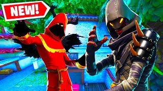 JUNGLE WARS *NEW* Custom Minigame in Fortnite Battle Royale!