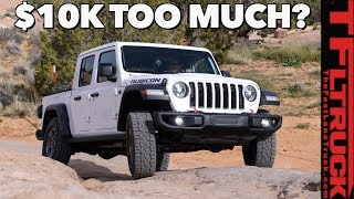 Video Here Are The Awesome Trucks You Can Buy For The Same Price As The 2020 Jeep Gladiator! MP3, 3GP, MP4, WEBM, AVI, FLV Juni 2019