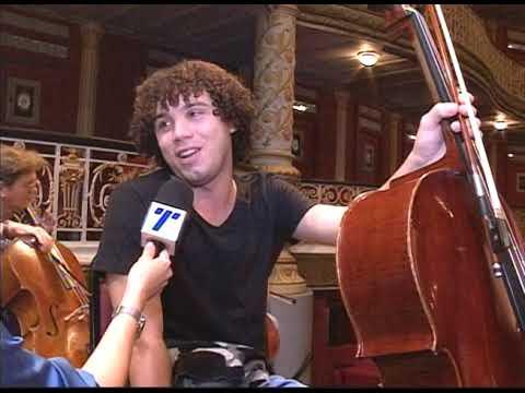 [JORNAL DA TRIBUNA] Orquestra Sinfônica do Recife recebe título de de Patrimônio Imaterial e Cultura da cidade