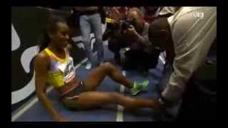 Ethiopia's Genzebe Dibaba Smashed The World Indoor 3000m
