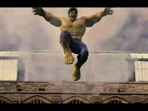 Nuevo triler del Increble Hulk 2