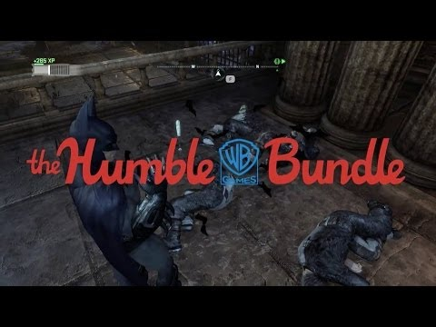 bundle - The Humble WB Games Bundle features six of the publisher's top titles. Pay what you want and get Batman: Arkham Asylum - Game of the Year Edition, F.E.A.R. 2...