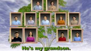 Family tree video lesson, DistanceLearningTV
