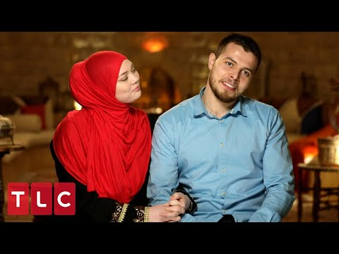 Avery and Omar Discuss Their Wedding Night | 90 Day Fiancé: Before the 90 Days