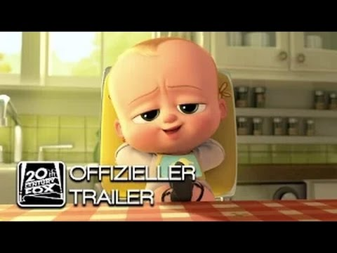 The Boss Baby | Offizieller Trailer 2