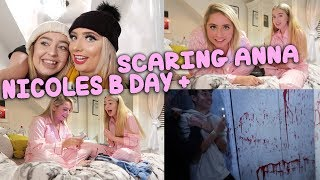 Video SHOPPING & SURPRISING NICOLE FOR HER BIRTHDAY!! + SHOCK CHALLENGE WITH ANASTASIA!!! 😳😂 MP3, 3GP, MP4, WEBM, AVI, FLV Oktober 2018
