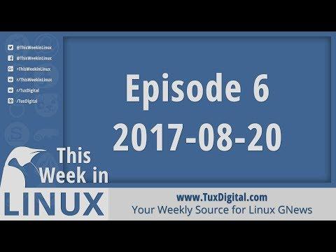 Solus 3, Ubuntu 17.10 News, Krita 3.2 & Lots of Gaming News | This Week in Linux 6