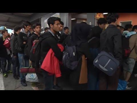 FLÜCHTLINGE: Dänemark will abgewiesene Asylbewerber a ...