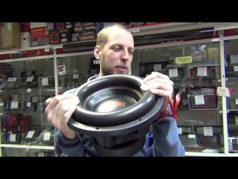 Очень лютый и недорогой саб EDGE EDP122SPL-E6! (видео)