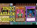Yu-Gi-Oh! Power of Chaos Joey the Passion JINZO ATTACK 240.900