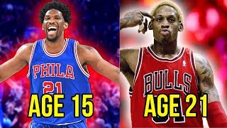 Video 8 LATEST Starts To Basketball In NBA HISTORY MP3, 3GP, MP4, WEBM, AVI, FLV Desember 2018