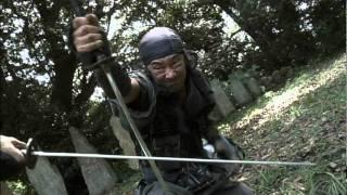 Video Evil Ninja: first fight scene MP3, 3GP, MP4, WEBM, AVI, FLV Juli 2018