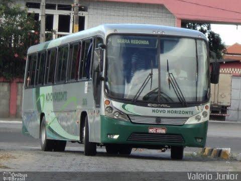 Ônibus que faz a linha de Massaranduba foi assaltado hoje: 21/08/2010