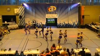 Sensation of Formation - Nordbayerische Meisterschaft 2015