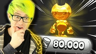 BOUT TO SELL MY HOUSE TO BUY GOLDEN BENDY! | Bendy Nightmare Run