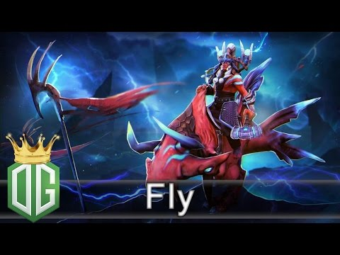 OG.Fly Disruptor Gameplay - Ranked Match - OG Dota 2.