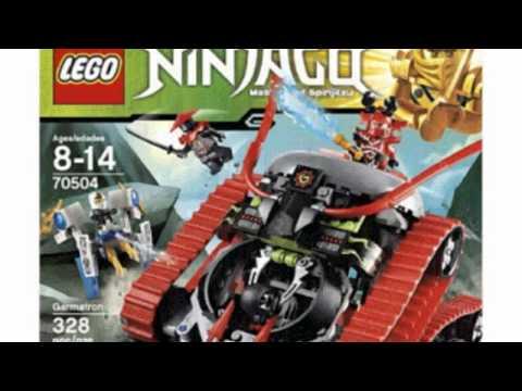 Video Video post on the Ninjago Garmatron 70504