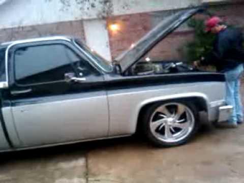 my custom 1986 chevy truck