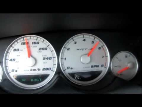 Dodge Neon SRT-4 Acceleration 0-100 MPH (STOCK)