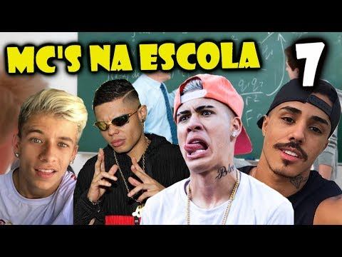 MC'S NA ESCOLA 7 (Mc Lan, Mc Kevinho, Mc Pedrinho, Mc Livinho, Mc Fioti...)