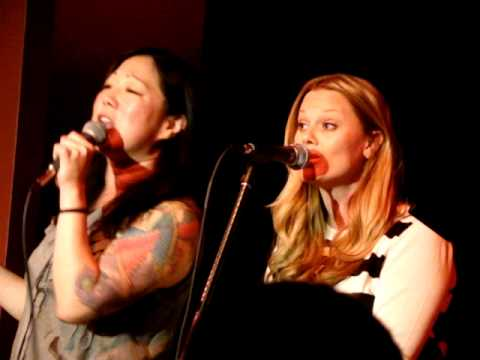 Margaret Cho and Kate Levering duet